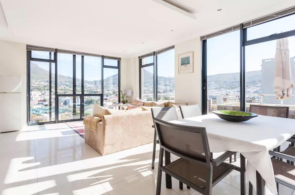 airbnb zuid-afrika